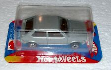 HOT WHEELS FRANCE FIAT RITMO GREY UNKNOWN BASE BRAND NEW