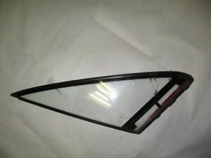 93-97 Honda Del Sol OEM front Right passenger side door corner window glass