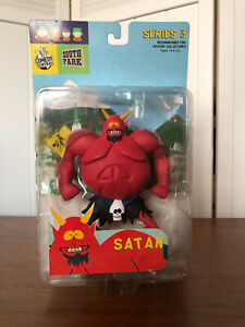 new south park mirage satan action figure sealed carded series 3 exclusive