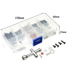 270pcs Screw Bolt Box Repair Tool Kit For 1/10 HSP Useful SCX10 RC Car Parts