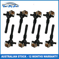 8x OEM Quality Ignition Coil for Land Rover Range Rover HSE Vogue 4.4L M62B44