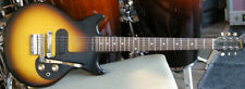 1964 Gibson Melody Maker 3-Tone Sunburst Finish Double Cutaway Electric Guitar
