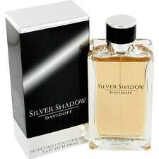 SILVER SHADOW  BY DAVIDOFF-MEN-EDT-SPRAY-3.4 OZ-100 ML-AUTHENTIC-MADE IN FRANCE