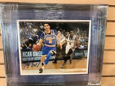 LONZO BALL Rookie Autograph UCLA Bruins Custom Framed 11x14 Photo JSA COA