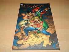 EIDALON Anime/Manga - LEGACY - Vol.1 - Fred Perry - NEU
