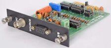 Inficon Leybold-Heraeus 205-340B Plug-In Board OSC Source S/S Module Card