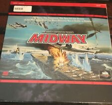 Midway Letterboxed Edition Laser Disc