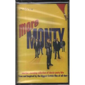 Aa.vv MC7 More Monty Ost / Rca Victor 09026 633574 Sealed 0090266335749