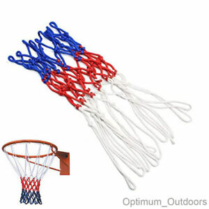 1 x Replacement Basketball Nets All Weather Outdoor Net Hoop Standard Ring UK