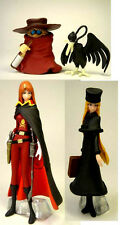 Galaxy Express 999 HG 4 figures SET emeraldas MAETEL tochiro bird BANDAI JPN