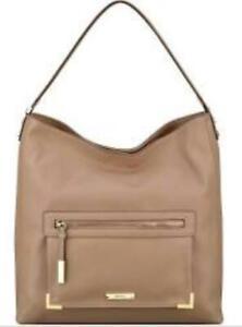 NWT Nine West Scale Up Hobo Shoulder Bag, Quartz Color MSRP: $89.00
