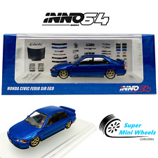 INNO64 HONDA CIVIC FERIO SiR EG9 Blue