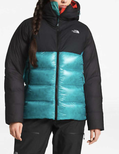 2021 NWT THE NORTH FACE WOMENS SUMMIT L6 AW BELAY PARKA DOWN JACKET $550 M blue