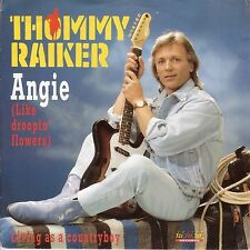 "Thommy Raiker (Hartmut Schulze-Gerlach alias Muck) - Angie (7"" Single 1991)"