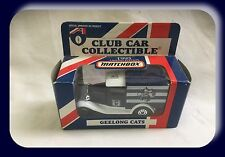 Matchbox AFL Club Car 1995 Ford Model A Geelong Cats