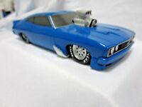 Ford Falcon XC GT Coupe 2 Door Blaze Blue Scale Model Factory 2nd New No UnBoxed