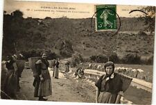CPA Néris-les-Bains-Lavandiéres au ruisseau de Courneauron (262912)