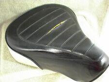 VINTAGE HONDA EXPRESS NC50 SEAT MOPED BLACK NC 50