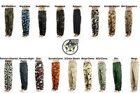 US Rangerhose Army Cargo Hose BDU in verschiedene Farben  XS S M L XL XXL 2XL