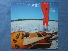Flavium - Against The Grain - LP Near Mint