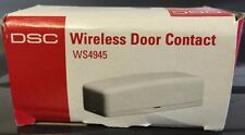 Brand New DSC WS4945 Wireless Door/Window Transmitter, Magnet & Battery included