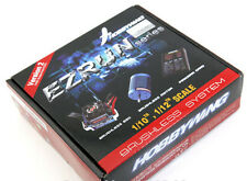 Hobbywing eZrun 18A ESC 18T 5200KV Brushless Motor EZRUN Combo for 1/18 Car