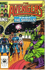 The Avengers Comic Book #259 Marvel Comics 1985 VERY FINE/NEAR MINT NEW UNUSED