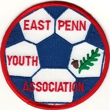 East Penn Youth Association Soccer Club Embroidered Patch