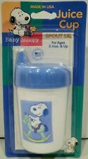 Danara Peanuts Baby Snoopy Juice Cup Spout Lid