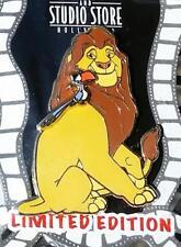 DSF Disney Soda Fountain The Lion King Simba and & Zazu LE 300 Pin