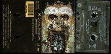 Michael Jackson Dangerous USA Cassette Tape