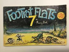 Footrot Flats # 7 by Murray Ball - PB 1982 -1st Ed - Series About a Farm Dog
