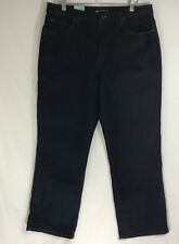 Lee Jeans Straight Leg Relaxed Fit Size 16 Short