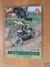 628B MOTOCROSS,MAICO MC400,BATAVUS 125,OSSA,CZ 380,GREEVES,BULTACO,YAMAHA 351