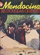 SIR DOUGLAS QUINTET mendocino UK 1975 EX LP OVAL REC