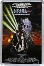 Krull Clásico Sci-Fi Cartel Llaveros y los imanes