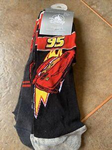 Disney Lightning Mcqueen Socks