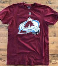 Colorado Avalanche Adult Small  26 Stasny T-Shirt NHL Reebok Red S S 37279f4b1