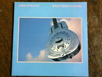"Dire Straits ""Brothers In Arms"" Australian Press Vertigo Label W/ Slip Ex+ Mint!"