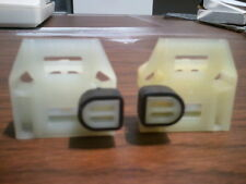 VW New Beetle Window Regulator Repair 2 UPGRADE Clips FRONT (left or right) PAIR