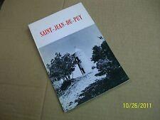 SAINT  JEAN DU PUY --- PROVENCE