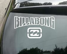 Grandi billabong surf divertente Auto / Finestra JDM VW Euro Vinile Decalcomania Adesivo D2