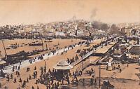 AK-Constantinople-Le nouveau pont et vue de Stamboul