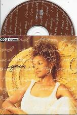 JANET JACKSON - Again CD SINGLE 2TR Dutch Cardsleeve 1993 (Virgin)