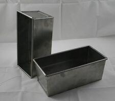 Kastenform, Brotbackform, VA, Edelstahl, 1,0 kg, Industriequalität