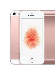 Apple iPhone SE - 16 Go - Or Rose - Très Bon Etat - Reconditionné en France