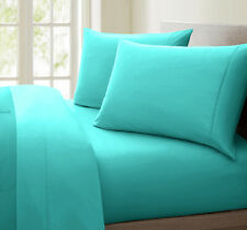 Home Sweet Home 1000TC Egyptian Quality Cotton Milano Solid Sheet Set