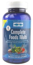 Trace Minerals Research Complete Foods Multi  240 tablets MULTI-VITAMIN MINERAL