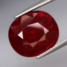 11.11Ct.Outstanding Natural BIG Red Spessartite Garnet Africa Good Cutting