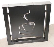 Mesas beige de acero para el hogar